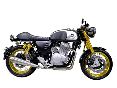 Cafe Racer 400 Limited Edition